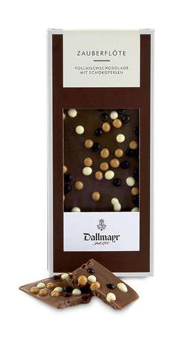 Zauberflöte  - Vollmilchschokolade Dallmayr