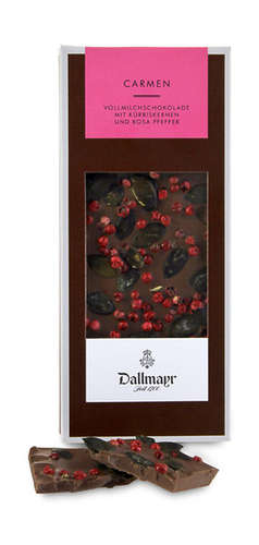 Carmen - Vollmilchschokolade Dallmayr