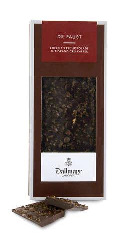 Dr. Faust - Edelbitterschokolade Dallmayr