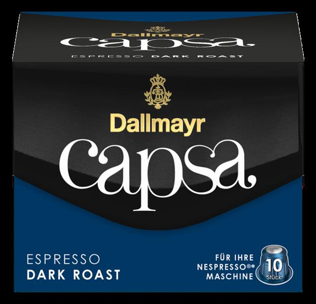 Capsa Espresso Dark Roast