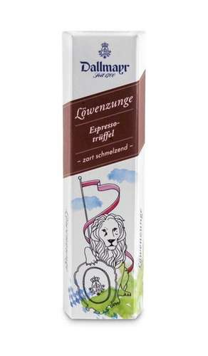 Löwenzunge Espresso-Trüffel Dallmayr