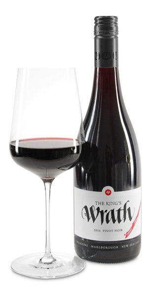 2014 The Kings Wrath Pinot Noir