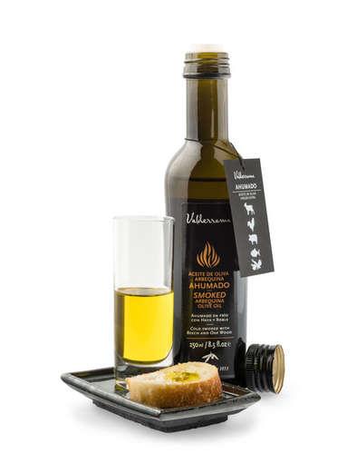 Geräuchertes Olivenöl Arbequina Valderrama