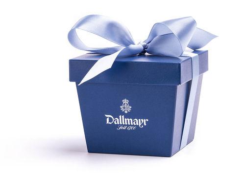 Pralinen -Residenz- blau Dallmayr