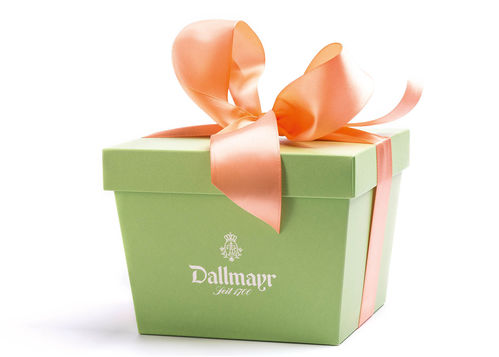 Pralinen -Residenz- grün Dallmayr