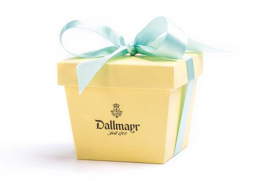 Pralinen 'Residenz' gelb Dallmayr