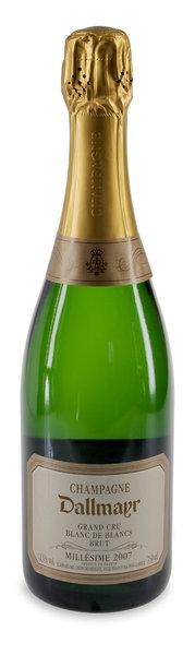 Champagne Dallmayr Grand Cru Millésime 2007 Bla...