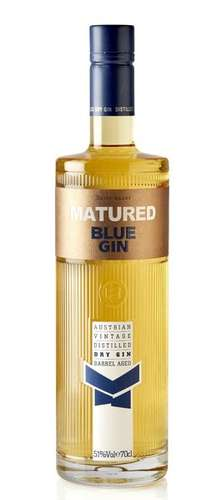 Reisetbauer Matured Blue Gin
