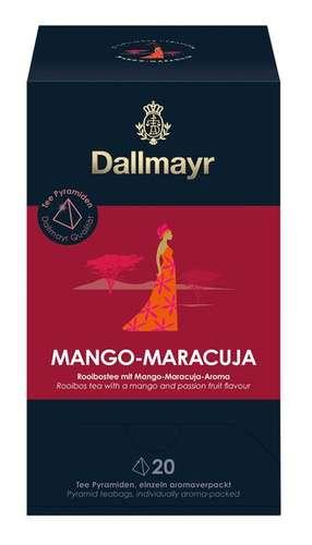 Rooibos Mango - Maracuja Rooibostee mit Mango - Maracuja - Aroma