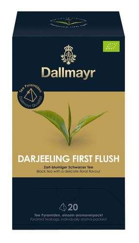 Darjeeling First Flush Bio Zart-blumiger Schwarzer Tee