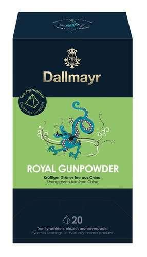 Royal Gunpowder Kräftiger Grüner Tee aus China