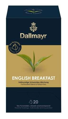 English Breakfast Vollmundige Schwarztee-Mischung