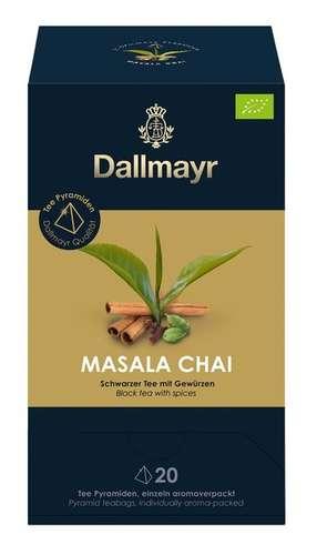 Masala Chai Bio Schwarzer Tee mit Gewürzen