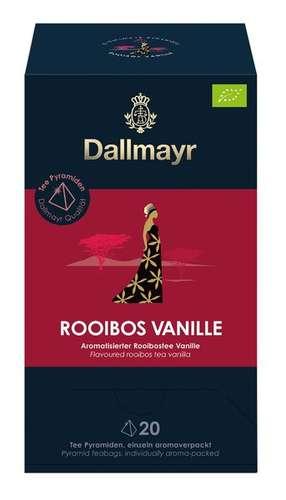 Rooibos Vanille Bio Aromatisierter Rooibostee Vanille