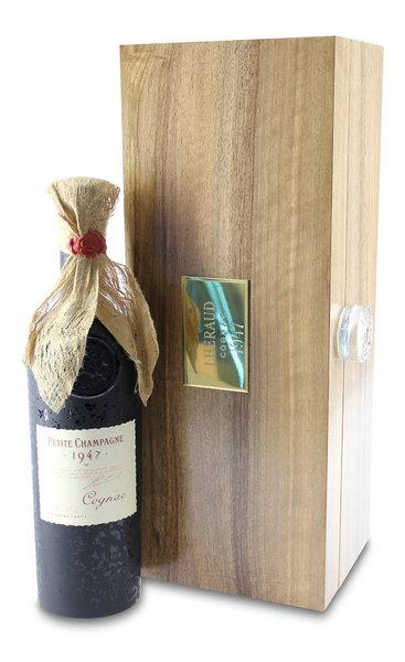 1947 Cognac Lheraud Petite Champagne
