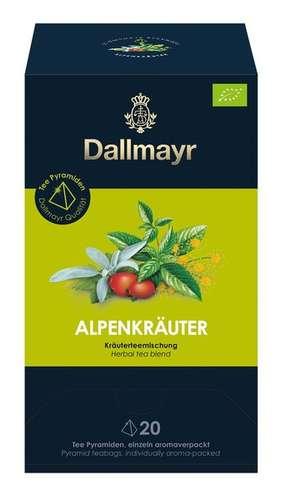 Alpenkräuter Bio Kräuterteemischung