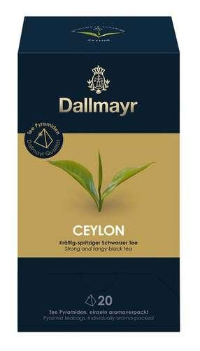 Ceylon Kräftig-spritziger Schwarzer Tee