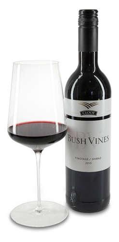 2015 Cloof Bush Vines Pinotage/ Shiraz