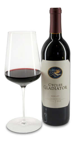 2012 Cycles Gladiator Merlot