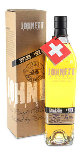 "Johnett ""Single Cask N° 118"""