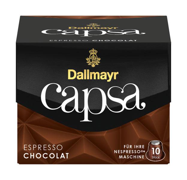 Capsa Espresso Chocolat