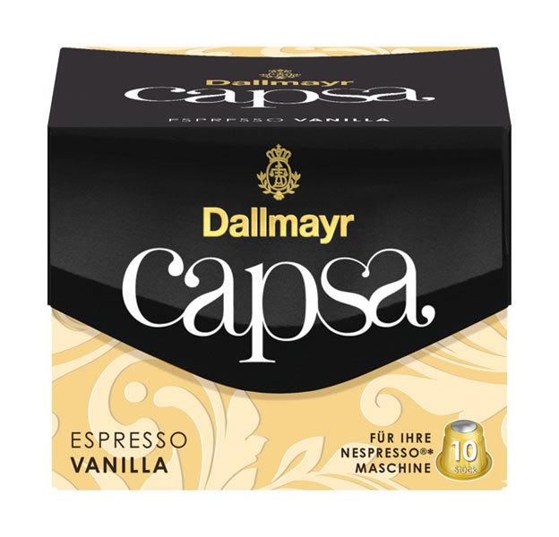 Capsa Espresso Vanilla