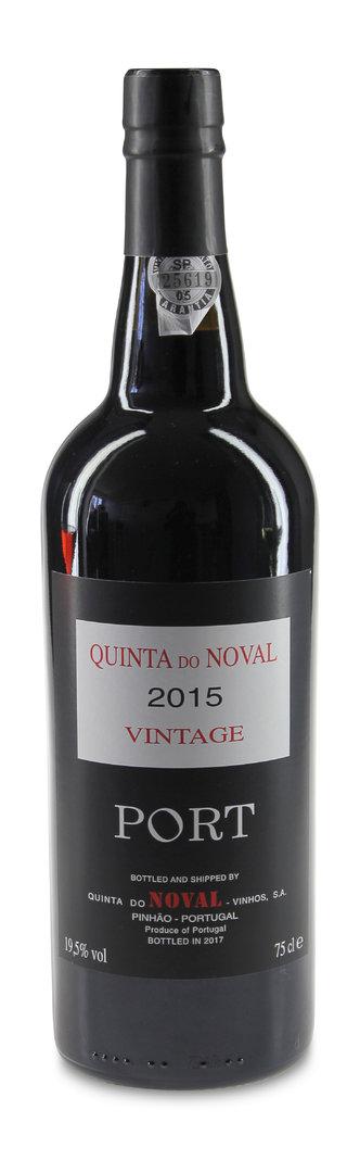 2015 Noval Vintage Port
