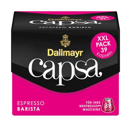 Dallmayr capsa Espresso Barista XXL