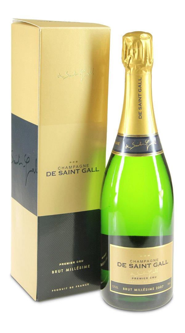 Champagne De Saint Gall Premier Cru Millésime 2...