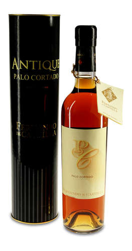 Sherry Palo Cortado Antique