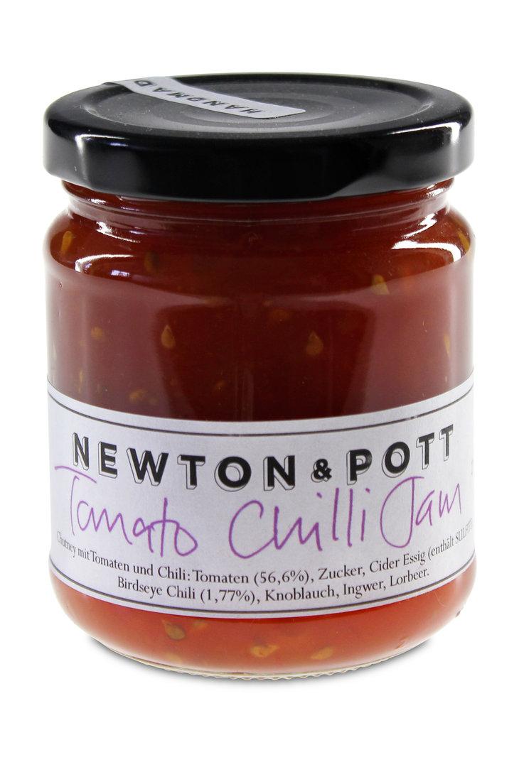 Tomato Chili Jam - Chutney mit Tomate und Chili