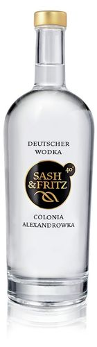 Image of Sash & Fritz Deutscher Wodka