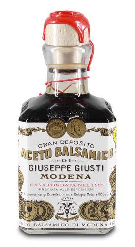 Aceto Balsamico 'Il Classico' 8J. 250ml Giusti