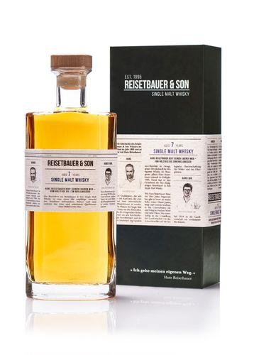 Reisetbauer + Son Single Malt Whisky 7years
