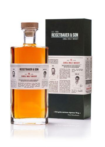 Reisetbauer & Son Single Malt Whisky 15years