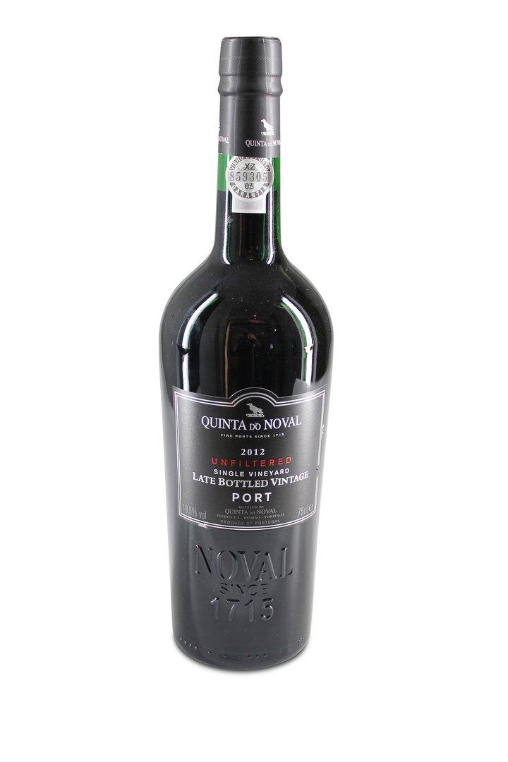 2012 Noval Late Bottled Vintage unfiltered