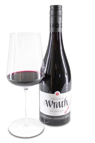 2016 The Kings Wrath Pinot Noir