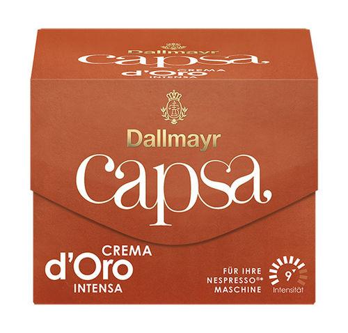 Dallmayr capsa Crema d'Oro intensa