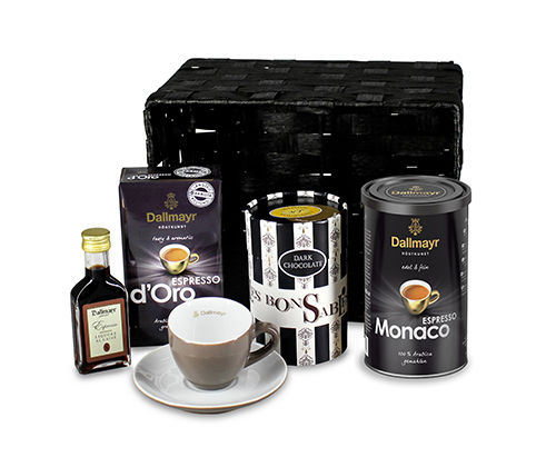 Espresso hoch 3