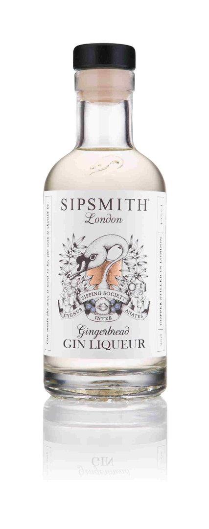 Sipsmith Gingerbread Gin Likör