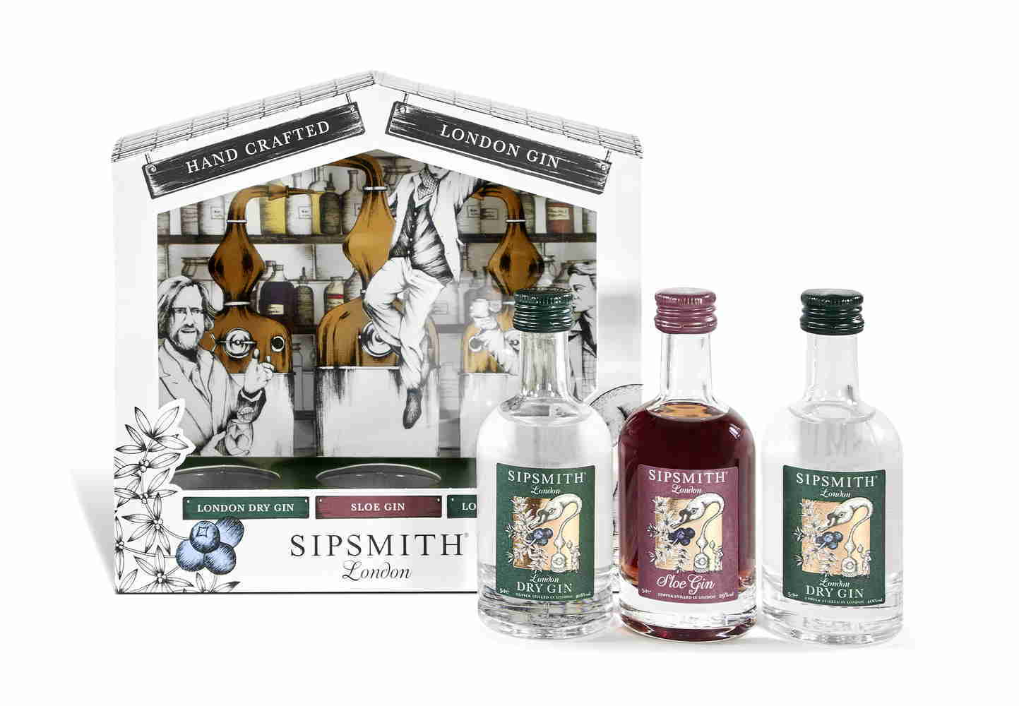Sipsmith Trial Pack