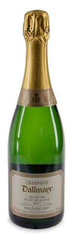 Champagne Dallmayr Grand Cru Millesime 2012 Blanc de Blancs Brut