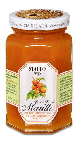 Marillenkonfitüre mit Apfelsaft gesüßt ohne Zucker