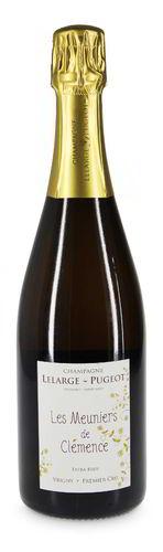 Champagne Lelarge-Pugeot Les Meuniers des Clemence Extra Brut Vrigny Premier Cru