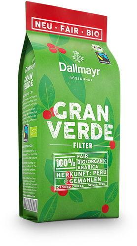 Gran Verde gemahlen 220g Bio