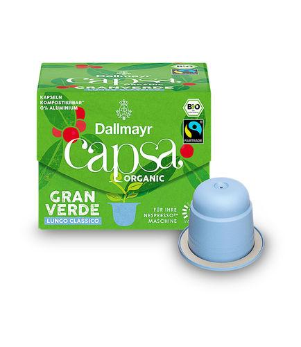 capsa Gran Verde Lungo classico Bio