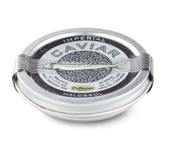 Image of Ossetra Imperial Caviar Deutschland 30g