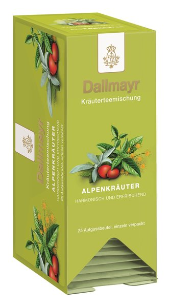 Alpenkräuter