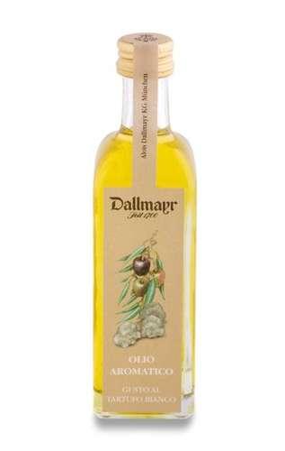 Olivenöl mit dem Geschmack vom weißen Trüffel