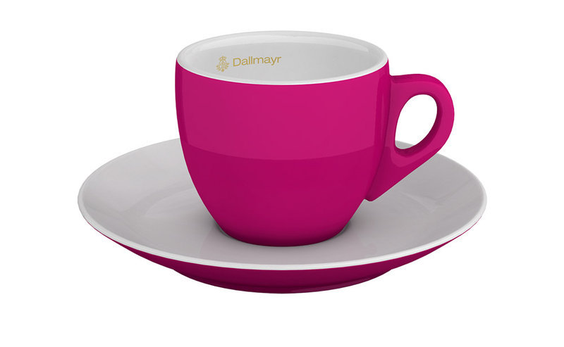 Espressotasse pink